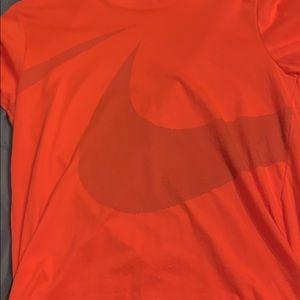 Adult large Nike Orange T-shirt